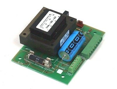 New Norwood Marking Systems 43965-A Control Card 43965