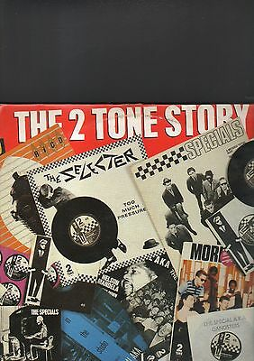 THE 2 TONE STORY - various artists LP
