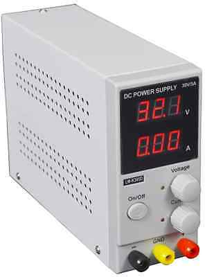 High-precision Switching DC Power Supply Test Tester 0-30V 0-5A LCD Display