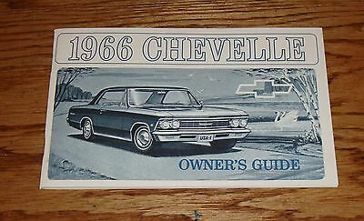 1966 chevrolet chevelle wiring diagram manual 66 chevy • 9 00 1966 chevrolet chevelle owners operators manual 66 chevy