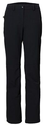 Jack Wolfskin Damen Outdoor Terkking Hose Active Winter Pants schwarz