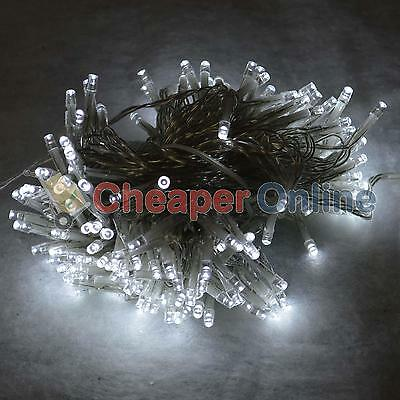 36m 360 led premier supabright outdoor christmas lights cool white