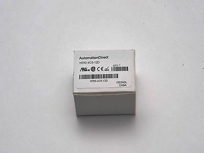 """Automation Direct H782-4C5-12D Cube Relay 5A 4Pdt 12V Dc Coil Hazloc """"lot Of 5"""""""