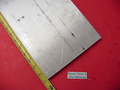 "1/2"" X 8"" ALUMINUM 6061 FLAT BAR 23"" long T6511 .500"" SOLID PLATE Mill Stock"