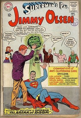 Superman's Pal, Jimmy Olsen #87 - G/VG