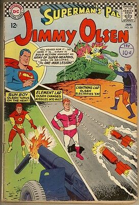 Superman's Pal, Jimmy Olsen #99 - G/VG