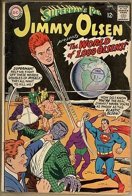Superman's Pal, Jimmy Olsen #105 - G/VG