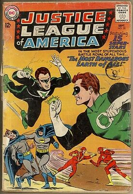 Justice League Of America #30 - PR