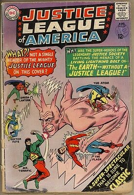 Justice League Of America #37 - G