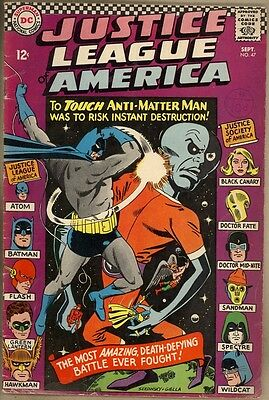 Justice League Of America #47 - VG+