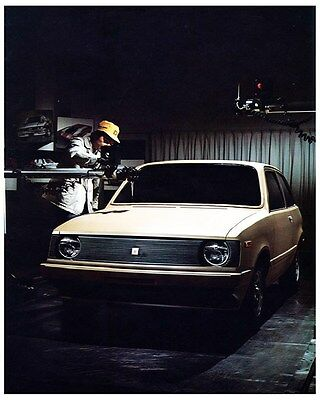 1916 1980 Isuzu Car Factory Photo ca3157