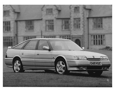 1988 Rover 800 Fastback Body Styling Kit Automobile Factory Photo ch8804