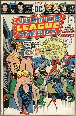Justice League Of America #128 - VG/FN