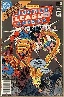 Justice League Of America #152 - VG/FN