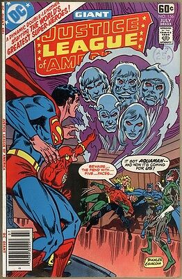 Justice League Of America #156 - VF-