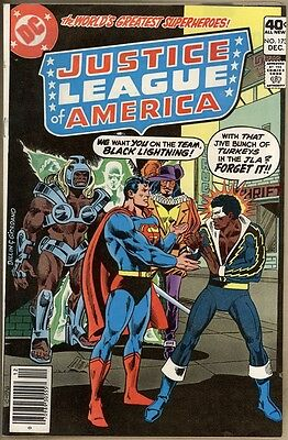 Justice League Of America #173 - FN/VF