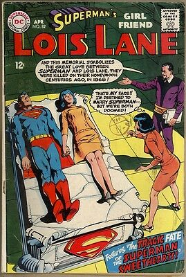 Superman's Girlfriend, Lois Lane #82 - G/VG