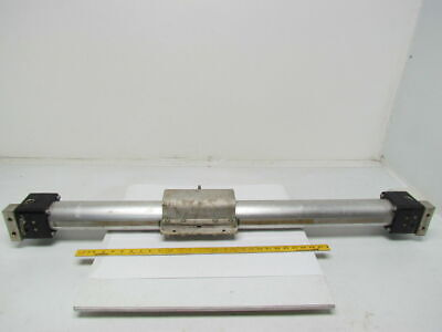 HOERBIGER-ORIGA P126-S/30X760MM Pneumatic Air Cylinder Rodless 63mm Bore