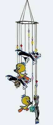Looney Tunes Wind Chime: Sylvester & Tweety Bird