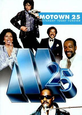 Motown 25 - Yesterday, Today, Forever New Region 1 Dvd