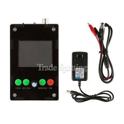 "DSO138 2.4"" TFT Digital Oscilloscope Kit DIY parts ( 1Msps ) + probe UK STOCK"