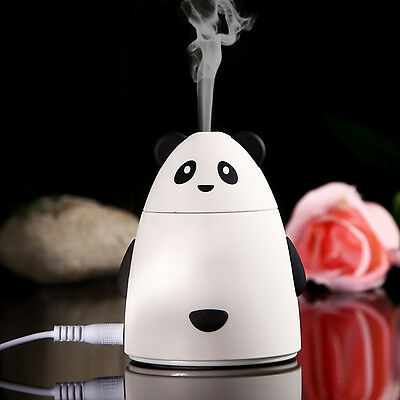 Portable Mini USB Humidifier Air Purifier Aroma Diffuser Atomizer Office Home