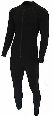 Black Lycra Bodysuit - compatible with Stormtrooper Costume Armour