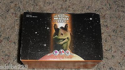 NEW Star Wars Episode 1 Joking Jar Jar Binks KFC Taco Bell Figurine