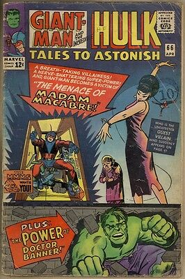 Tales To Astonish #66 - G