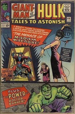 Tales To Astonish #66 - VG