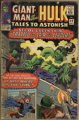 Tales To Astonish #69 - G+