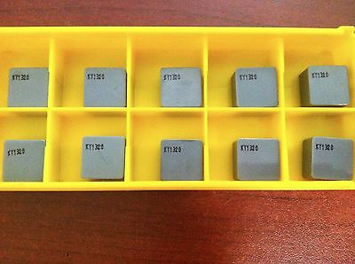 Kennametal SNG453T0820 SNGN120712T02020 KY1320 Indexable Ceramic Turning Inserts