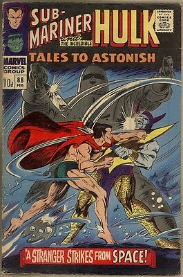 Tales To Astonish #88 - VG+