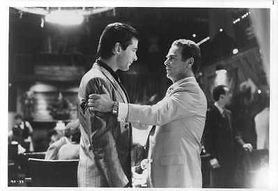 """Vintage photo of Dean Stockwell with Alec Baldwin, in a still from the movie """"M"""