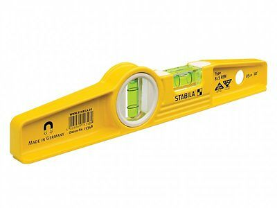 "STABILA 81S-REM Rare Earth Magnetic Level (250mm/10"")"