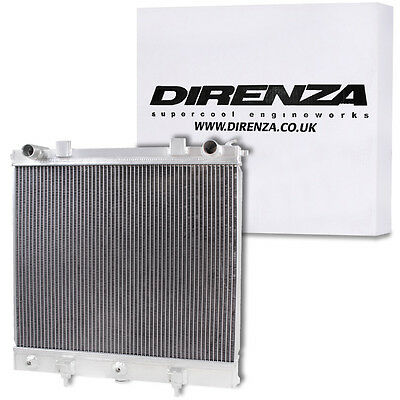 Direnza Alloy Sport Radiator Rad For Land Rover Range Rover P38 2.5 Td 94-99