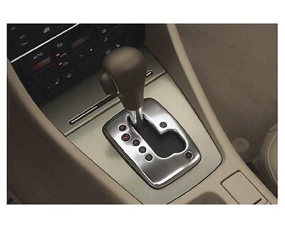 2003 Audi A4 Sedan Interior Tiptronic Gear Shift Automobile Factory Photo ch8835