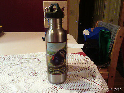 New American Expedition Stainless Steel Water Bottle Turkey