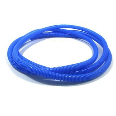 "Taylor Wire Conduit 38563; Convoluted Tubing Blue 1/2"" 600'"