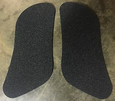 Kart Seat Foam Padding Pair Left & Right Set Adhesive Sticky 9mm Kart Parts UK