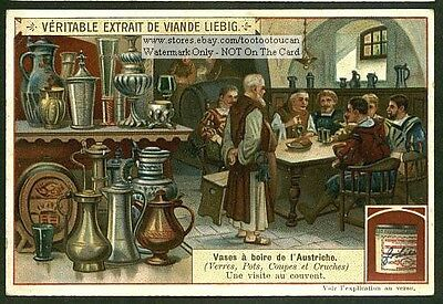 Drinking Vessels - Urns - Vases  Convent 1903 Card