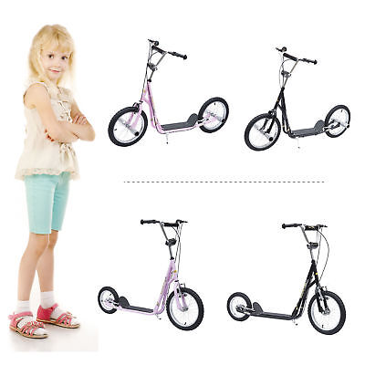 Adult Teen Push Stunt Kick Scooter Kids Children Bike Bicycle Ride Street New