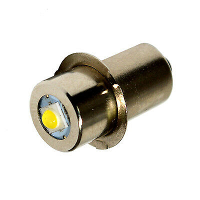 HQRP 3W LED Bulb for Makita BML185 BML185W ML140 ML141 ML142 ML143 ML183 ML184