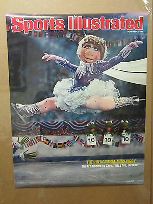 Miss Piggy The Muppets Sports Illustrated 1981 Poster 20x28