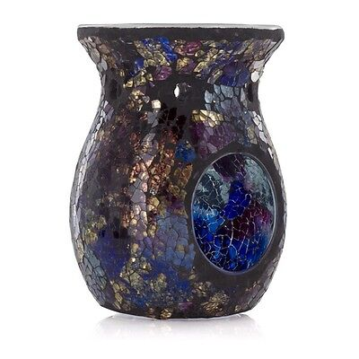 Ashleigh & Burwood Classic Mosaic Afterglow Fragrance Oil Burner Home Decor Gift