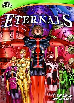 MARVEL KNIGHTS ETERNALS New Sealed DVD