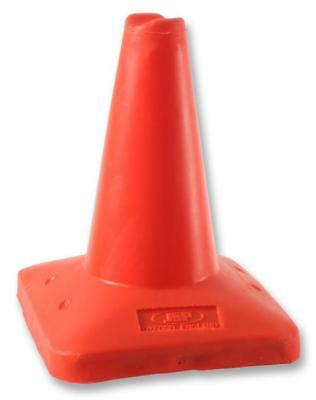 45cm Sports Cone Sand Weighted, Red