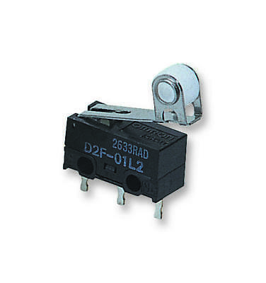 Microswitch, Roller Lever