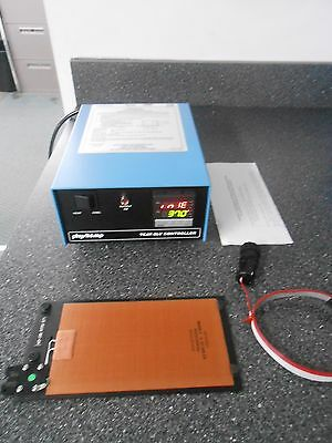 Physitemp Tcat-2Lv Temperature Controller & Hp-1M Small Rodent Heating Plate