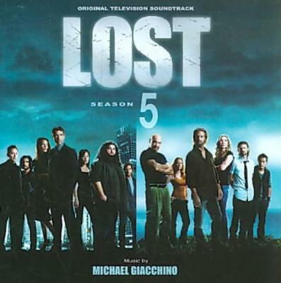 Michael Giacchino - Lost: Season 5 [Original Television Soundtrack] New Cd